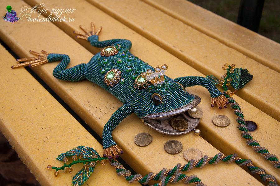 денежная лягушка