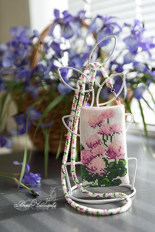 плетение бисером