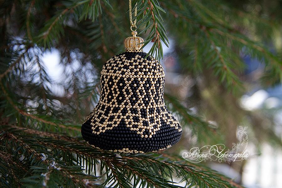 Колокольчик на елку