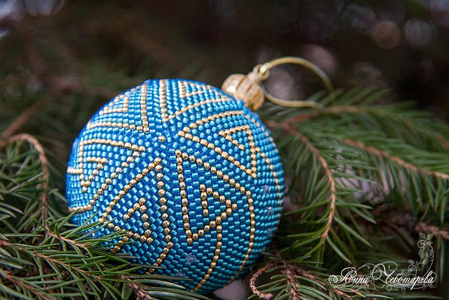 Crochet bead