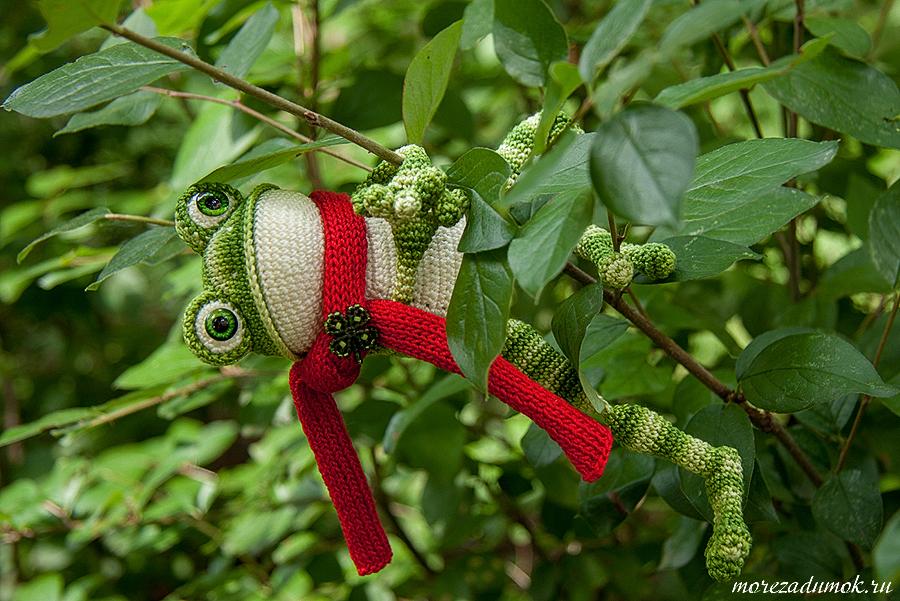 Игрушка амигуруми