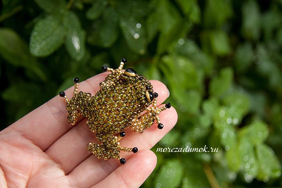Bead frog