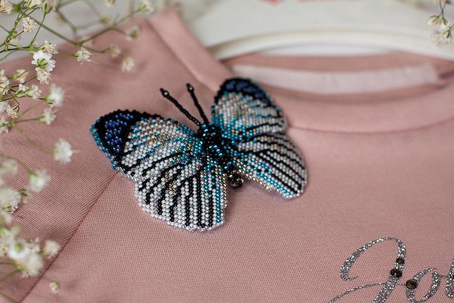 Бабочка ручной работы