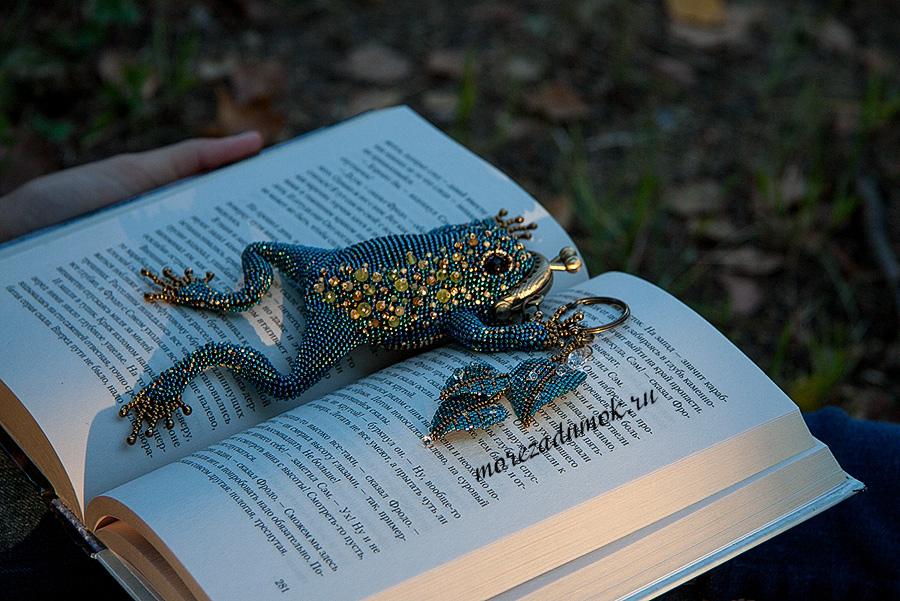 Кошелек Лягушка